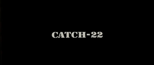 Catch-22 title screen