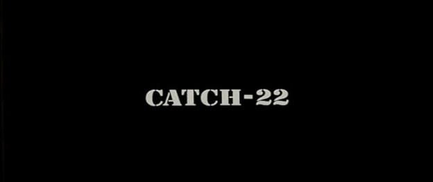 Catch-22 title screen