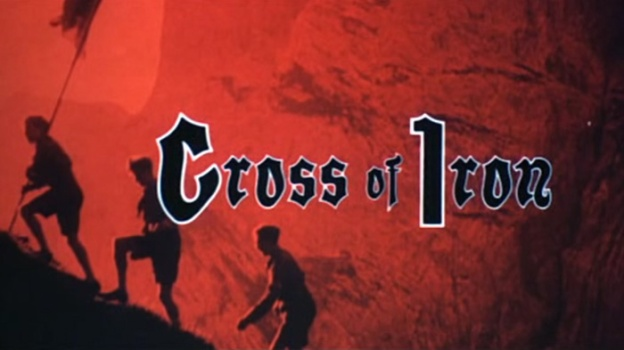 Cross Of Iron title screen