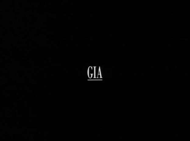 Gia title screen