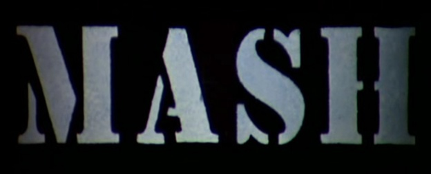 MASH title screen