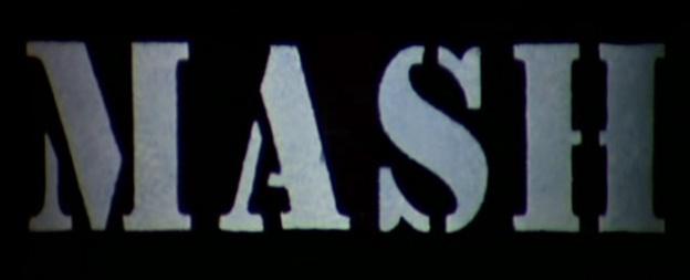 MASH title screen