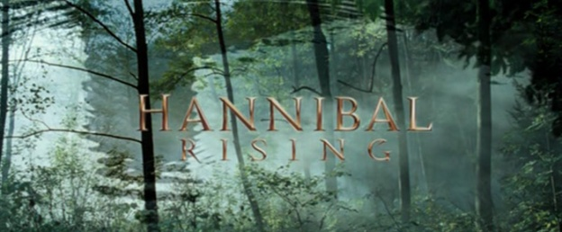 Hannibal Rising title screen