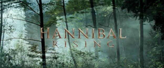 Hannibal Rising title screen