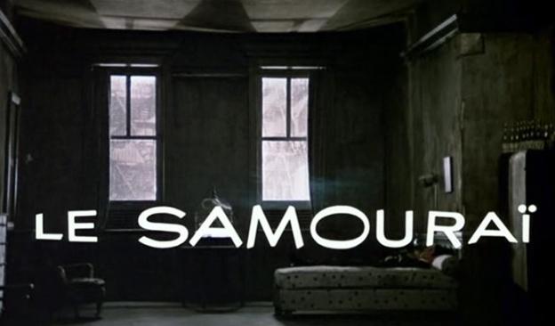 Le Samouraï title screen