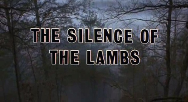 The Silence Of The Lambs title screen