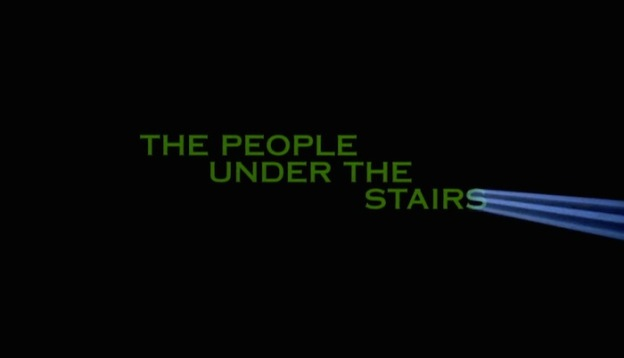 TITLEthepeopleunderthestairs