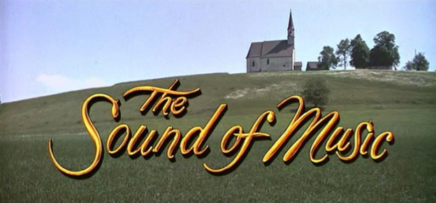 The Sound Of Music title screen