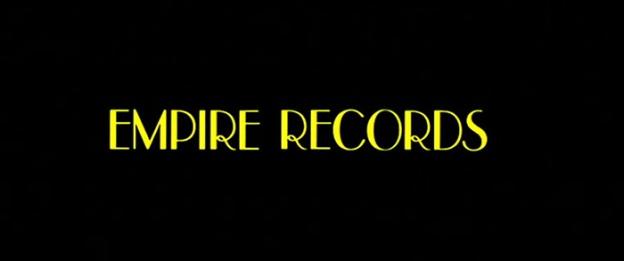 Empire Records title screen