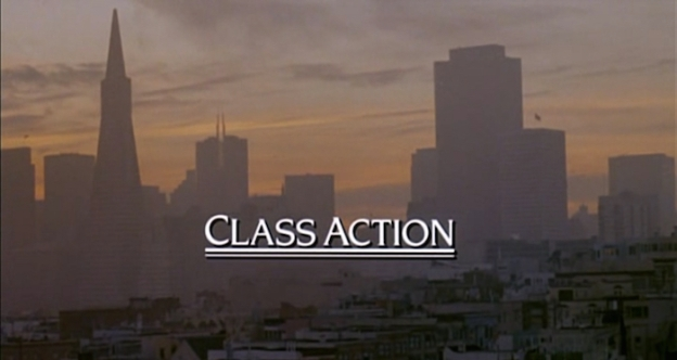Class Action title screen