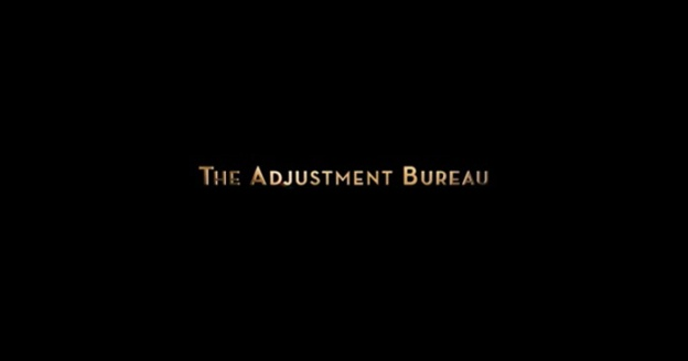 The Adjustment Bureau title screen