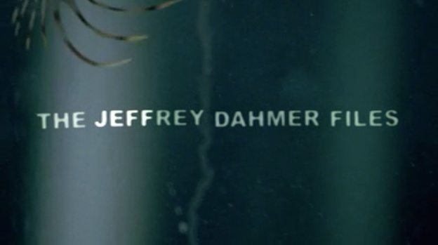 The Jeffrey Dahmer Files title screen