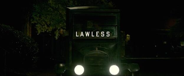 Lawless title screen