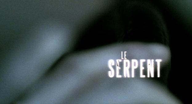 Le Serpent title screen