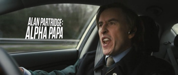 Alan Partridge: Alpha Papa title screen