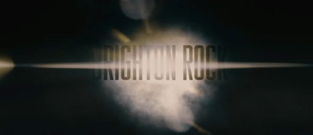 Brighton Rock (2010) title screen