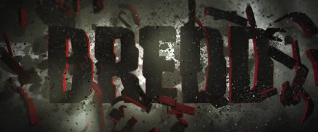 Dredd title screen