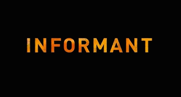 Informant title screen