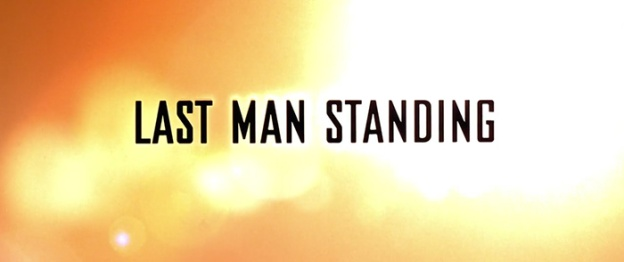 Last Man Standing title screen