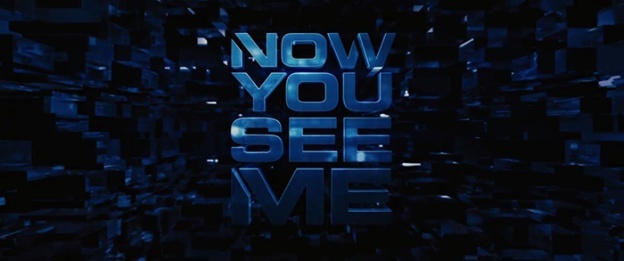 Now You See Me title screen
