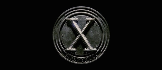 X-Men: First Class title screen