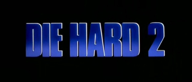 Die Hard 2 title screen