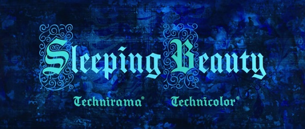 Sleeping Beauty title screen
