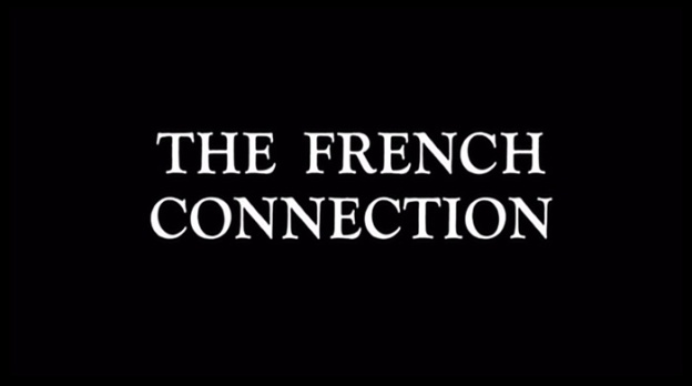 The French Connection title screen