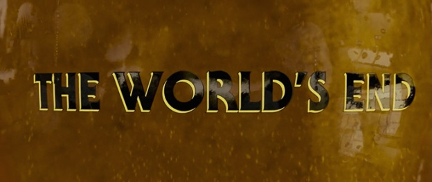 The World's End title screen