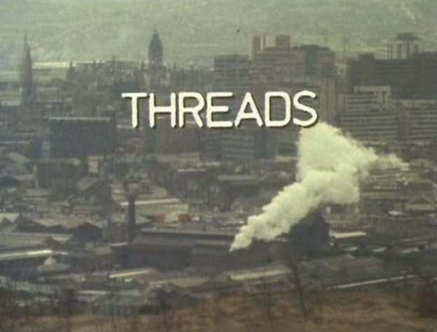 Threads title screen