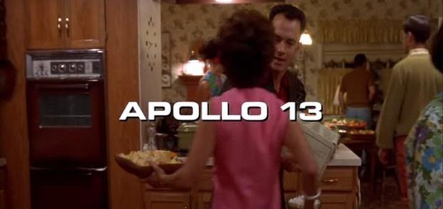 Apollo 13 title screen