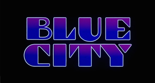 Blue City title screen