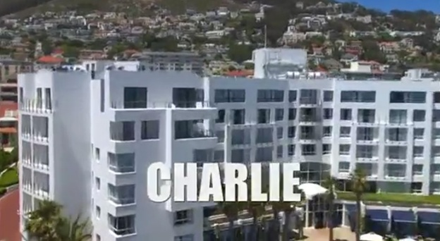 Charlie title screen