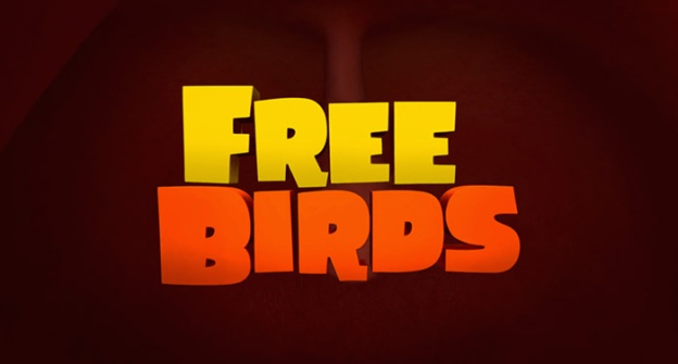 Free Birds title screen