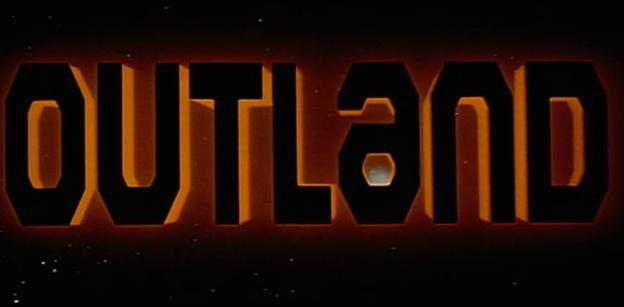 Outland title screen