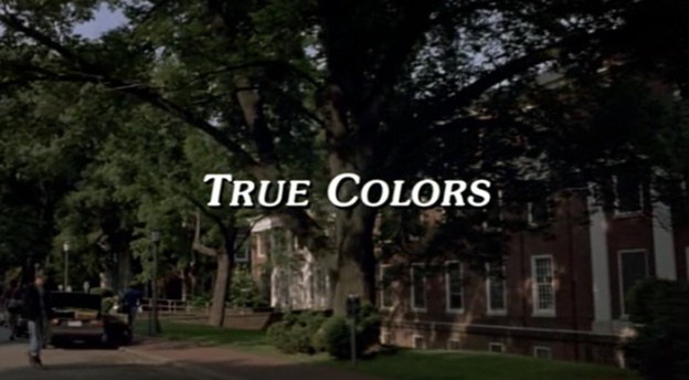 True Colors title screen