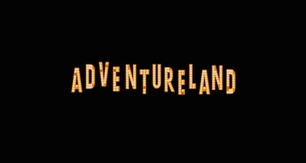 Adventureland title screen
