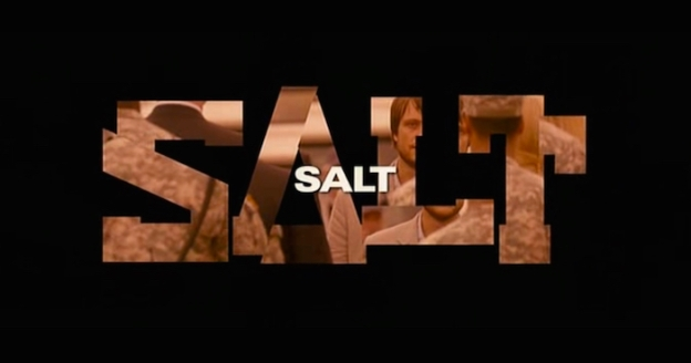 Salt title screen