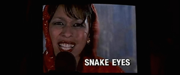 Snake Eyes title screen