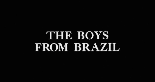 The Boys From Brazil title screen