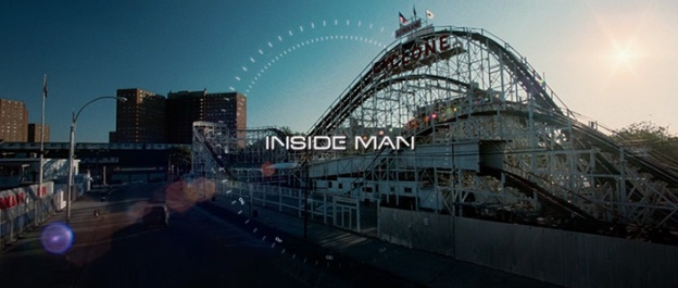 Inside Man title screen