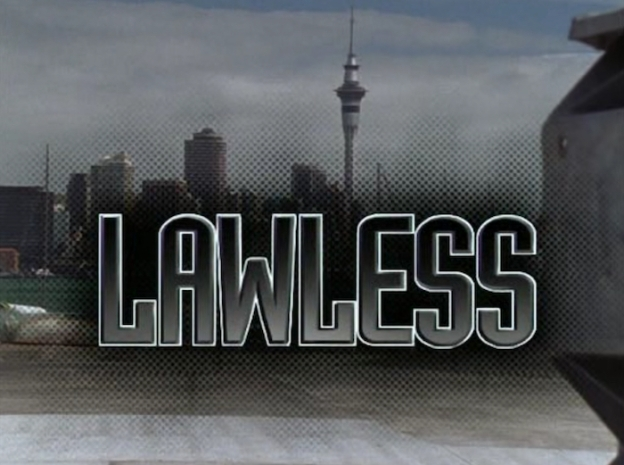 Lawless (1999) title screen