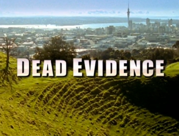 Lawless: Dead Evidence title screen