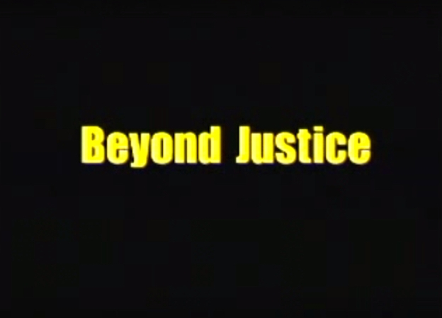 Lawless: Beyond Justice title screen