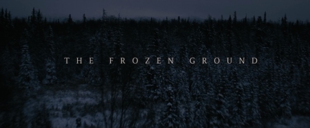 The Frozen Ground title screen