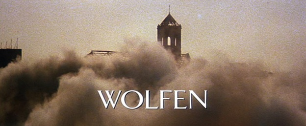 Wolfen title screen
