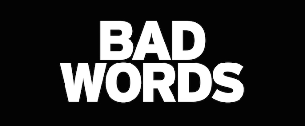 Bad Words title screen