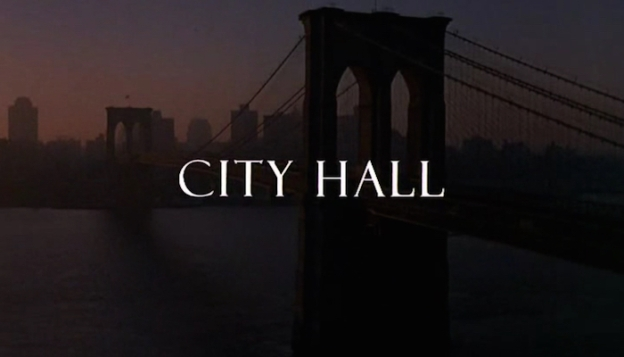 City Hall title screen