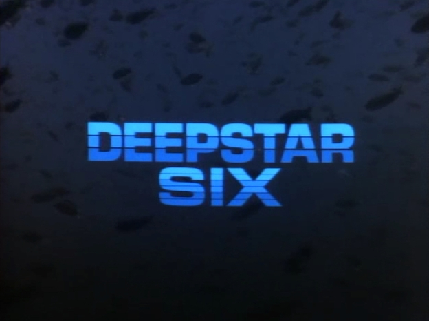 DeepStar Six title screen