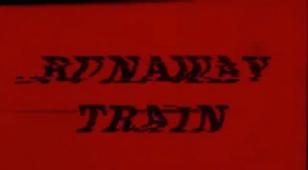 Runaway Train title screen